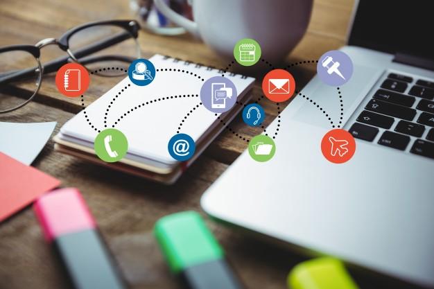 Divulgação de empresas online